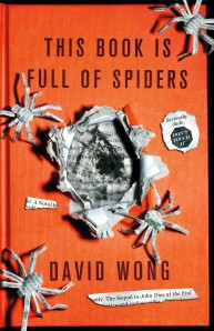Book Review This Book is Full of Spiders